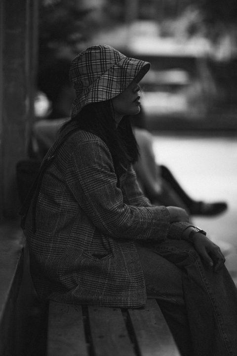 ถ่ายภาพแนวสตรีท ขาว&ดำ