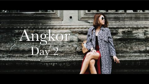 Angkor (กัมพูชา, เมืองพระนคร) Ver.N Day 2