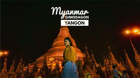 Vlog : Myanmar- เมียนมาร์, ย่างกุ้ง – (DJI Osmo Pocket)