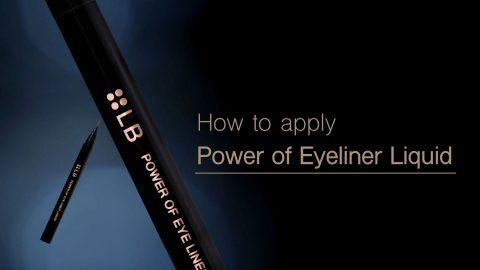 ::LB Tokyo Power of Liquid Eyeliner